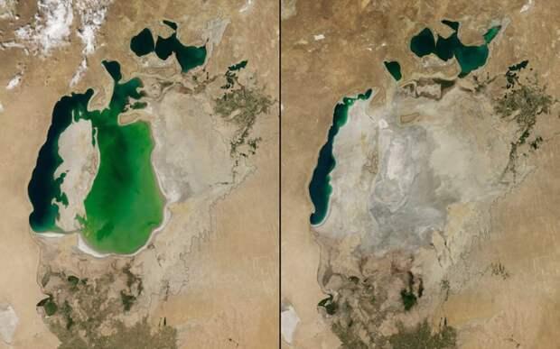 Как мы разрушаем собственную планету