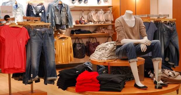 Россияне тратили сэкономленные деньги на одежду