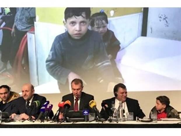 Россию призвали сотрудничать с ОЗХО, что означает сесть за карточный стол с опытным шулером