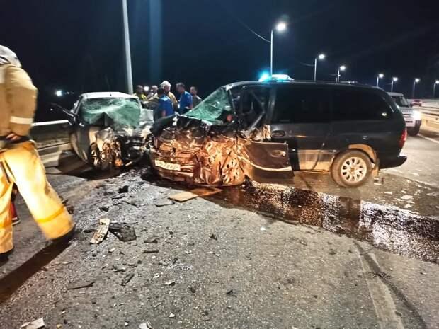 Три человека погибли в результате ДТП в Симферополе