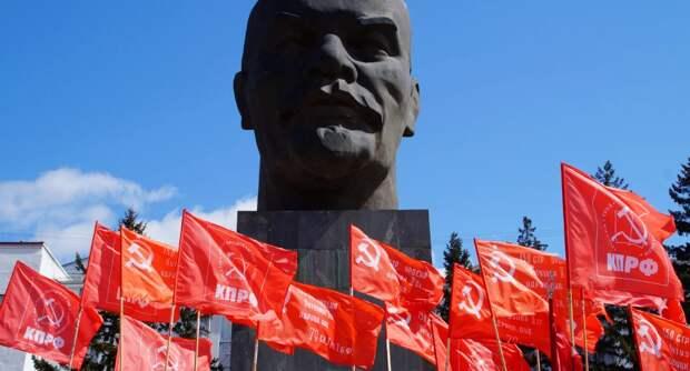 Продажные коммунисты вступили в ряды иностранных агентов