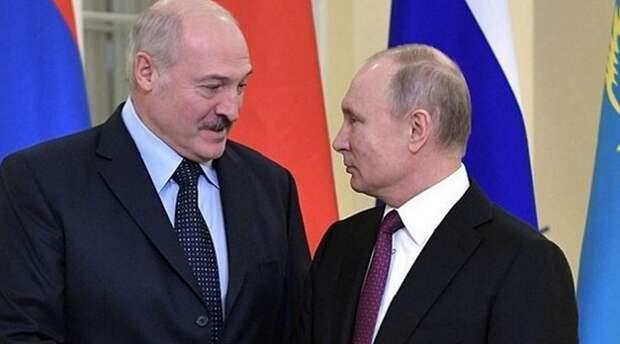 Лукашенко бросился в ноги Путину – интеграции России и Беларуси быть?!