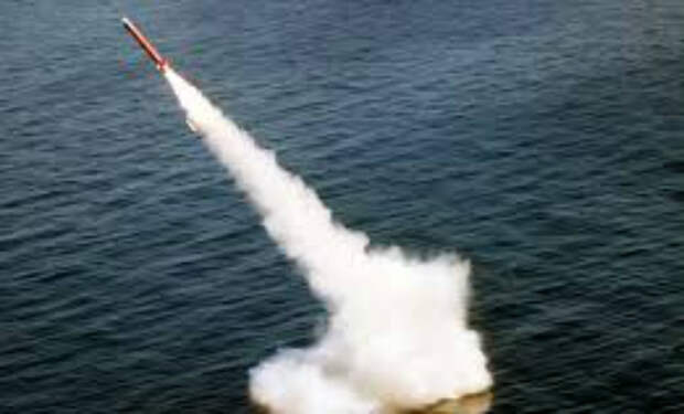 Запуск ракет Булава с подводной лодки