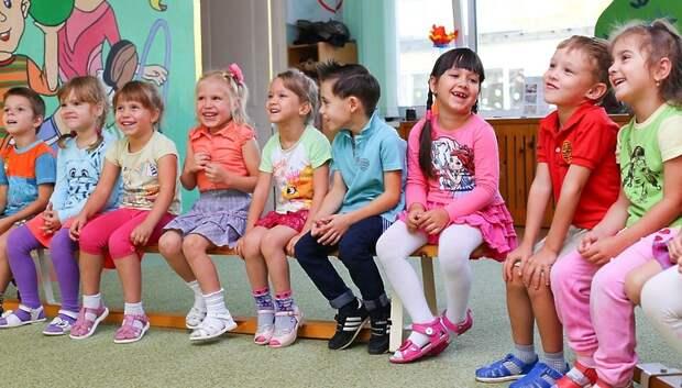 Детсады предприятия «Метровагонмаш» Мытищ возобновляют работу