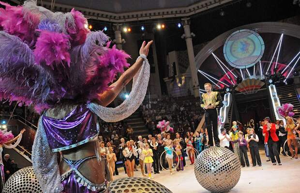 В ГИТИСе пройдет набор на экспериментальный курс цирковых режиссеров