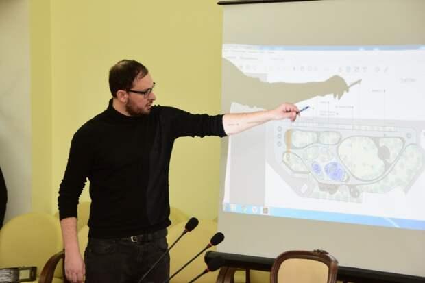 В Симферополе благоустроят десять общественных территорий