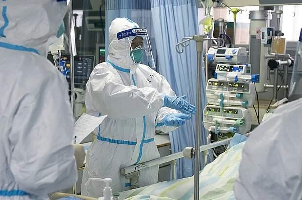 Новый штамм-мутант коронавируса обнаружили в Великобритании