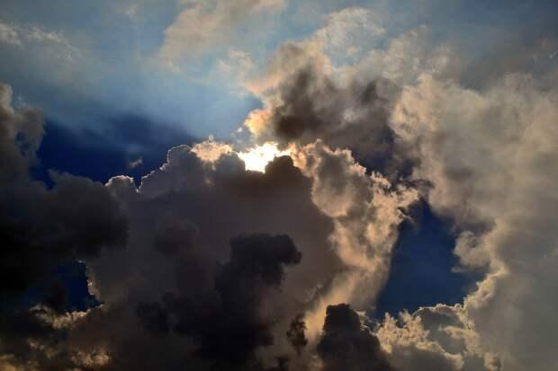 Переменная облачность и грозы ожидаются в Удмуртии в понедельник