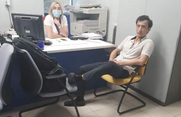 Сотрудники спецслужб задержали террориста, захватившего банк в Киеве