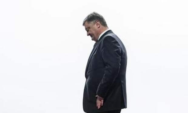 Поручения Путина заставили Порошенко заикаться