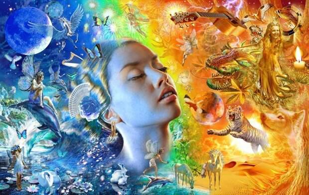 Паранормальные способности призваны поражать воображение людей