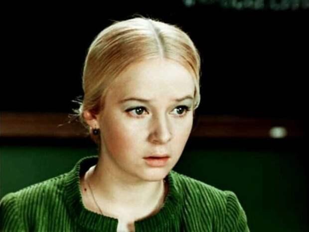 Наталия Богунова (Большая перемена) СССР, актрисы, кино, сериалы