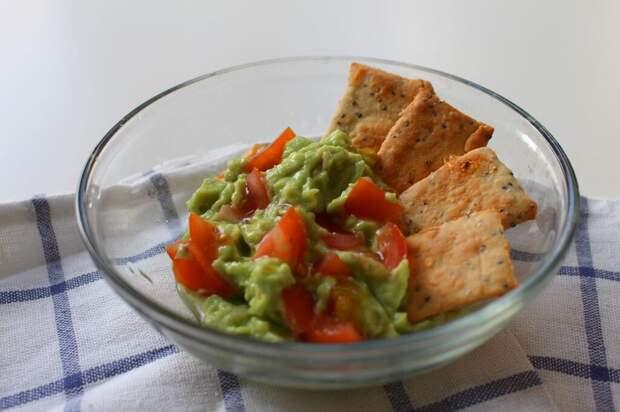 Готовим гуакамоле дома: простой рецепт