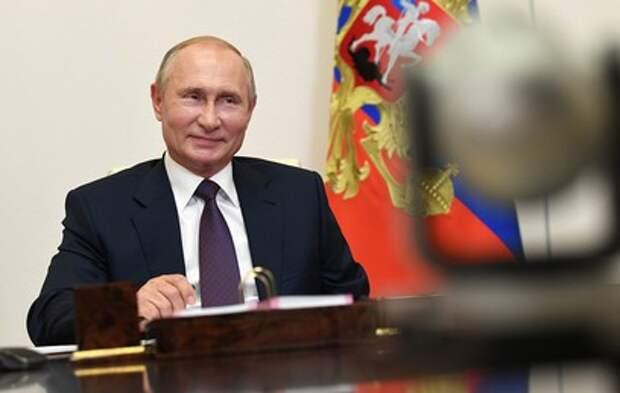 Путин пообщался с создателем самого мощного оружия на планете