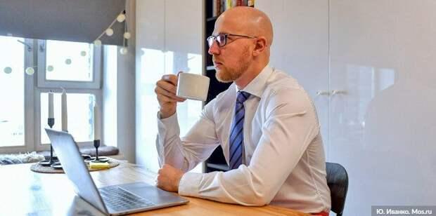 Сергунина: Интерактивный помощник для предпринимателей появился в Москве. Фото: Ю. Иванко mos.ru