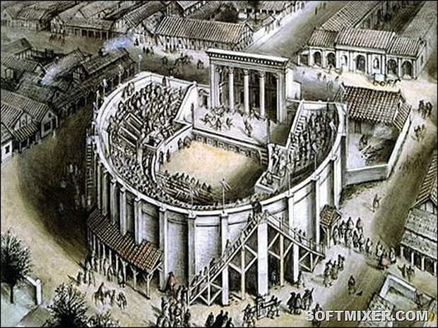 Театр в Средние века