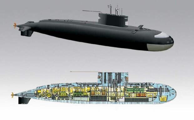 Пентагон потерял все 8 российских субмарин проекта «Варшавянка»