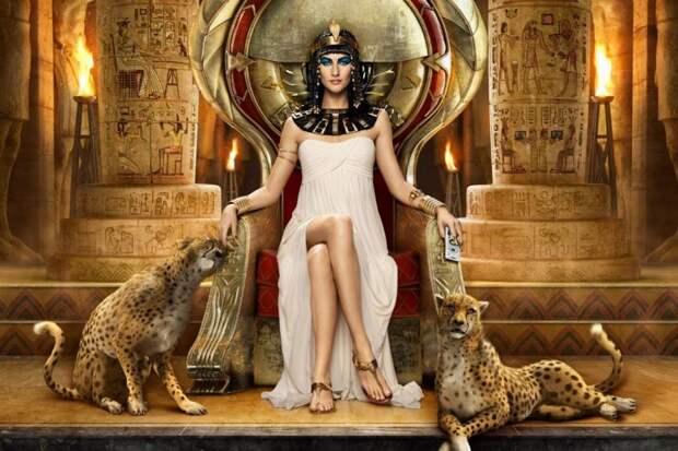 Странные вещи, которые вы наверняка не знали о Клеопатре