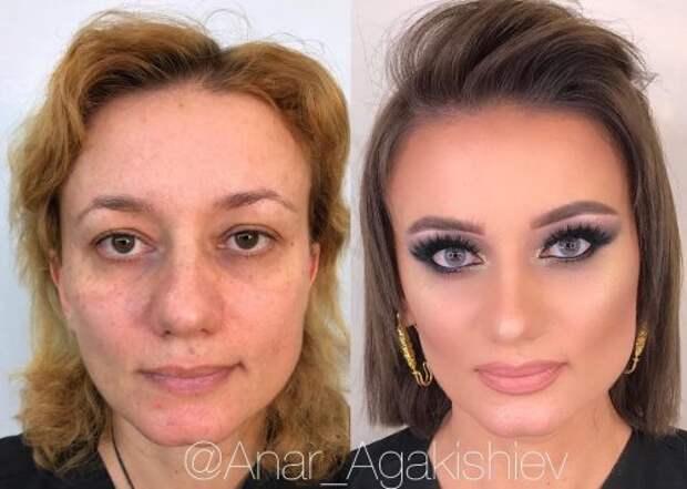 Талантливый визажист, в руках которого женщины становятся моложе и счастливее без помощи фильтров и фотошопа