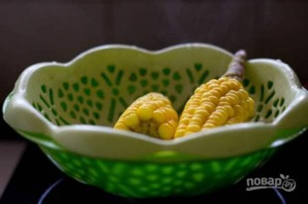 Суп из кукурузы - фото шаг 1