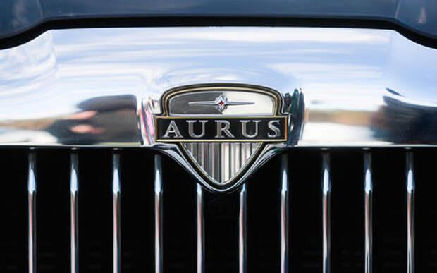 Продажи автомобилей Aurus откладываются до 2020 года