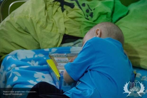 Власти Украины забрал деньги у онкобольных и отдал их на дороги во Львове