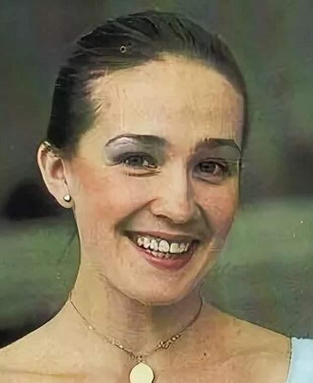 Наталья в молодости. Фото: открытый источник.