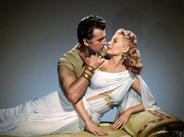 "Рита Хейворт в фильме ""Саломея"" (1953)"