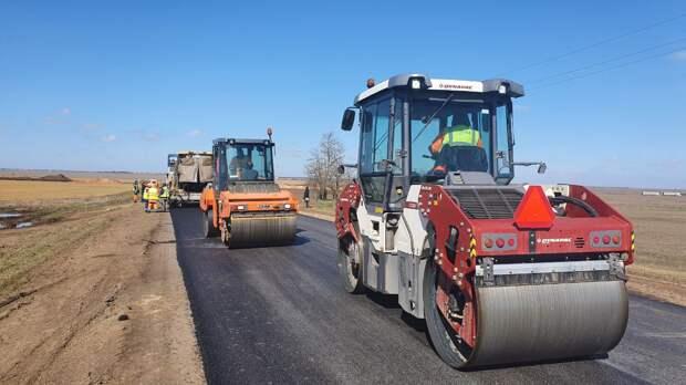 Дорогу на объездную Симферополя перекроют до конца месяца