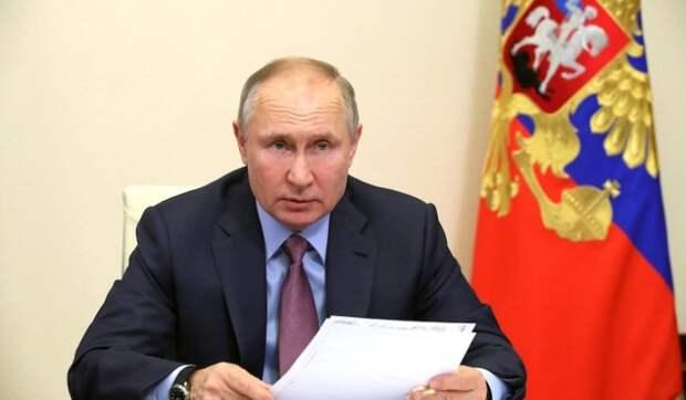 """Песков рассказал о рейтинге доверия к Путину после фильма о """"дворце"""""""