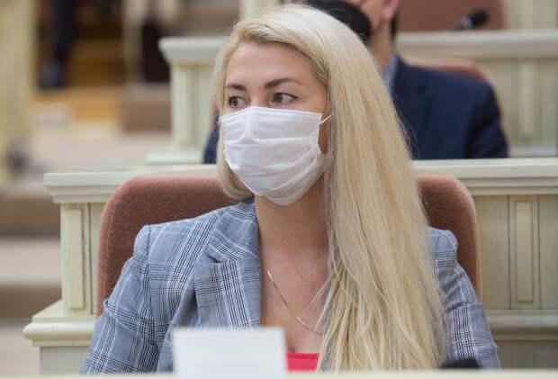 Ольга Филиппова по собственному желанию покинула пост председателя ГКК Удмуртии