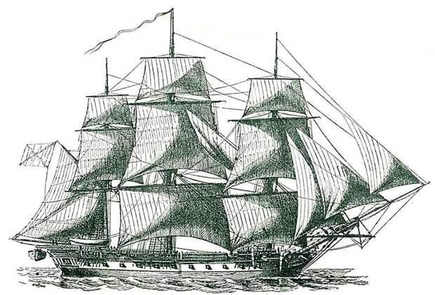 Первая русская антарктическая экспедиция. Часть 1