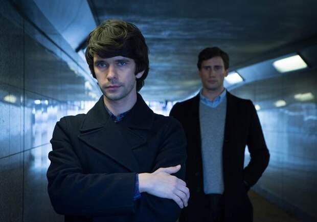 Премьеры на ShowJet: «Лондонский шпион»