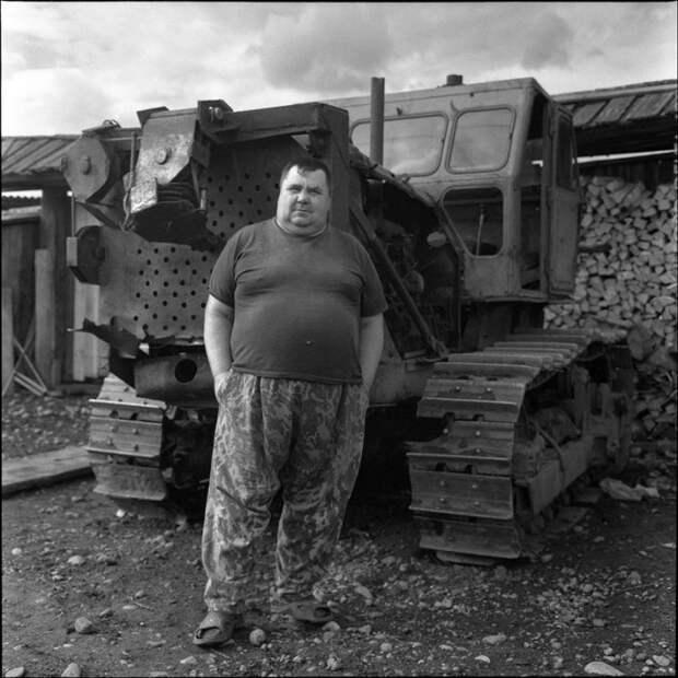 Негород в снимках красноярского фотографа Александра Кустова 7
