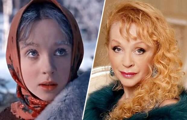 Как сегодня живёт и выглядит знаменитая Настенька из «Морозко» Наталья Седых