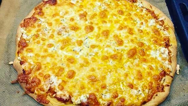 Рецепты от Маргариты Симоньян: Пицца