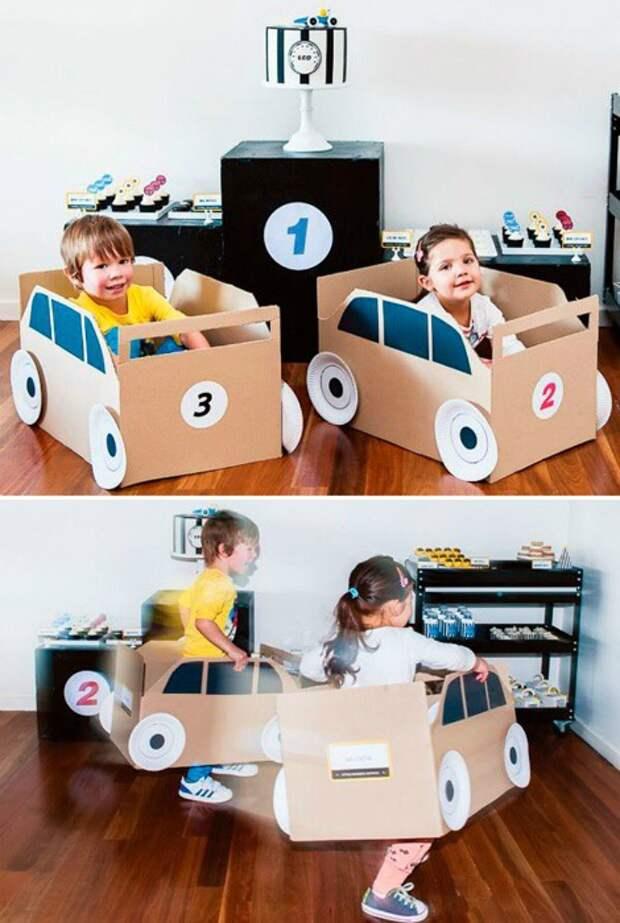 Счастье в коробках (подборка идей)
