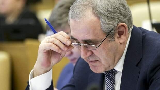 Сергей Неверов проголосовал на выборах в Госдуму по месту прописки в Смоленске