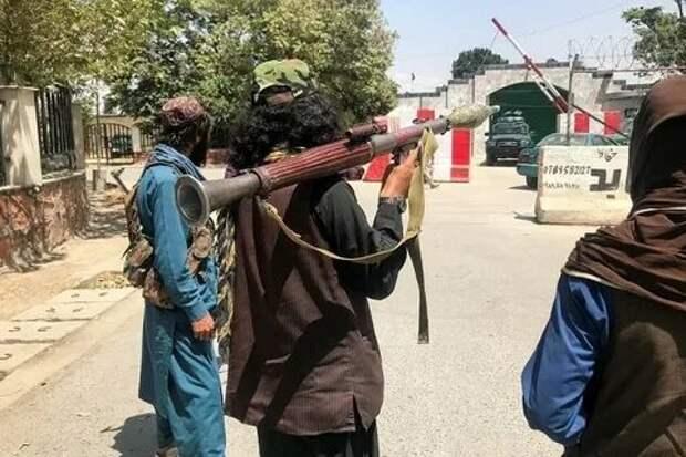 Талибы передали лидерам ополчения через посольство России «политический сигнал»