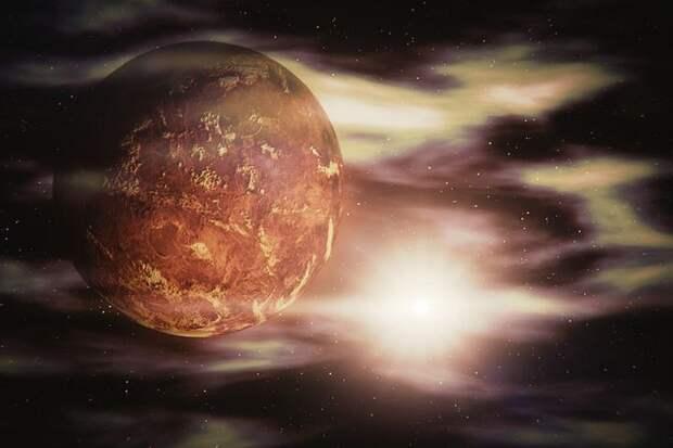 «Жизнь на Венере?»: глава NASA оценил находку фосфина на планете