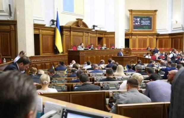 В Верховной Раде произошла драка из-за расследования Одесской трагедии 2014