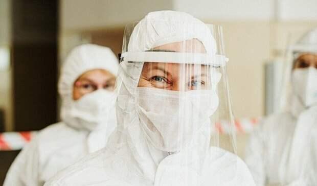 Почти 2 тыс ростовских медиков заразились коронавирусом