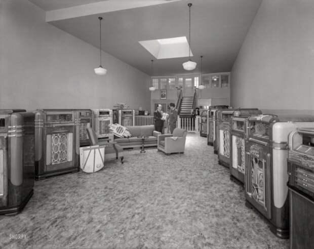 Интересные архивные кадры из прошлого