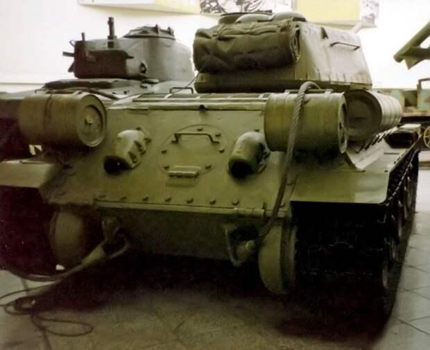 Для спасения танка и прикрытия войск. |Фото: warthunder.ru