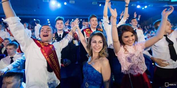 Более 3 тыс человек будут следить за безопасностью в ходе выпускных вечеров. Фото: mos.ru