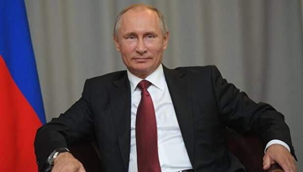 Болельщица из Бразилии влюблена в Путина