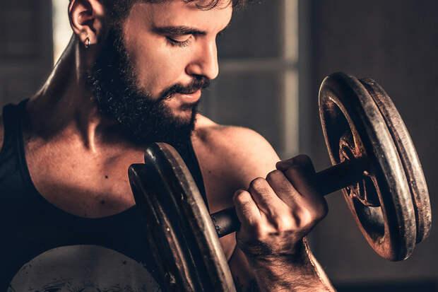 Научные факты: люди с сильными мышцами живут дольше