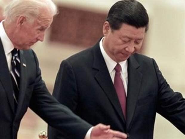 Байден и использование китайской рабочей силы