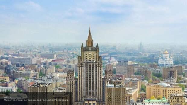 МИД РФ намерен расширить список стран для возобновления авиасообщения