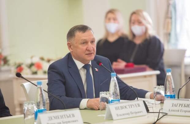 Спикер Госсовета Удмуртии предложил газифицировать село за счёт пенсионного фонда